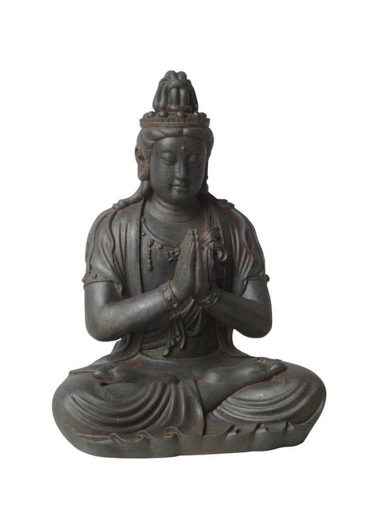 Buy Meditating Buddha Garden Statue For Sale Online In USA U0026 Canada. U2013  OakValleyDecor