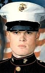 Marine Cpl. Matthew D. Conley, 21, of Killen, Alabama. Died February 18, 2006, serving during Operation Iraqi Freedom. Assigned to 3rd Battalion, 7th Marine Regiment, 1st Marine Division, I Marine Expeditionary Force, Twentynine Palms, California; attached to 2nd Marine Division, II Marine Expeditionary Force (Forward). Died of injuries sustained when his vehicle was attacked with an improvised explosive device while he was conducting combat operations in Ramadi, Iraq.