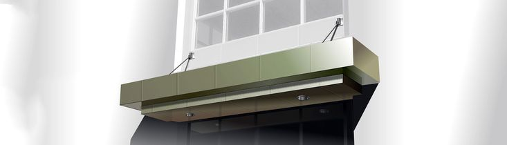 MASA Architectural Canopies provides innovative environmental control through the creative aluminum canopy, aluminum frame, store, hanger rod and custom canopy systems.
