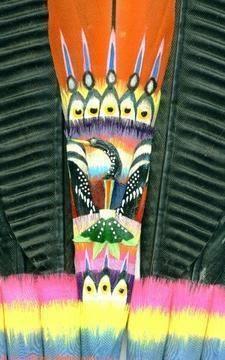 Native Art and Design: Native American Church Art Fan