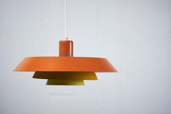 Pendant Lamp By Bent Karlby For Lyfa 1968 2 Pendant Lamp Lamp Pendant Lighting