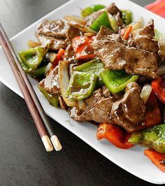 Chinese Pepper Steak - Enjoy this recipe and For great motivation, health and fitness tips, check us out at: www.betterbodyfitnessbootcamps.com Follow us on Facebook at: www.facebook.com/betterbodyfitnessbootcamps