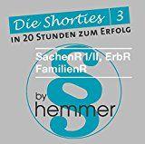 Amazon Fachbücher Die Shorties Box 3: SachenR, ErbR, FamR (Karteikarten - Öffentliches Recht): Author: Achim Wüst Company:…%#Quickberater%