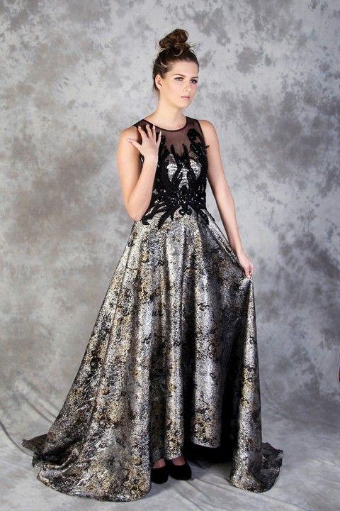 Spoločenské šaty Svadobný salón valery