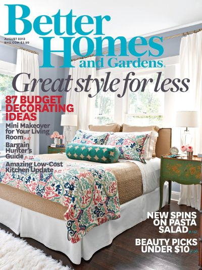 149 Best Images About Better Homes & Gardens Magazine On Pinterest