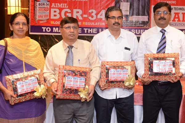 CSIR launches Ayurvedic anti-diabetic drug #BGR34 in Pune today Pune: A #scientifically confirmed country's first #AntiDiabetes #Ayurvedic drug with DPP4 inhibitory activity, BGR-34 standing for Blood Glucose Regulator has been launched by Council for Scientific and Industrial Research (#CSIR) today during a #PressConference in the city. BGR-34, has been designed for #Type2 #DiabetesMellitus and scientifically validated for its efficacy and safety mentioned Dr…