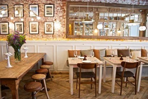 cafeteria rustica pequeña - Buscar con Google