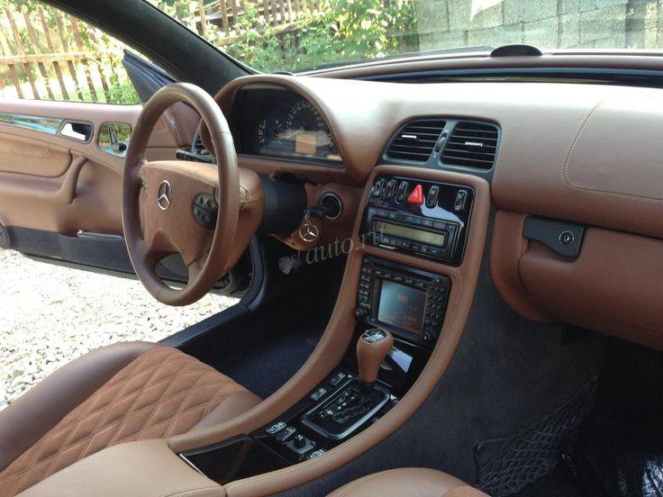 Купить Mercedes-Benz CLK-klasse I (W208) с пробегом в Москве: Мерседес-Бенц CLK-класс I (W208) купе 2000 года, 3.2 AT (218 л.с.), цена 450000 рублей — АВТО.РУ