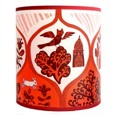Cottages & Castles Lampshade