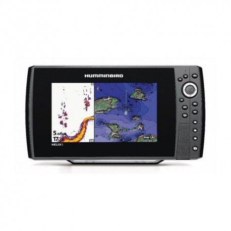 Combiné HELIX 9 2D  Référence SP-HC9HDTA  Combiné Sondeur GPS HELIX 9HD, sonde tableau arrière (409920-1M)  A RETENIR      Nouveauté 2016     Écran panoramique couleur     Écran plein soleil 9 pouces     Étanchéité IPx7     Antenne GPS intégré     Combiné Multifonction
