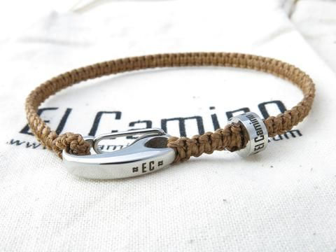 Handmade El Camino Travel Bracelet