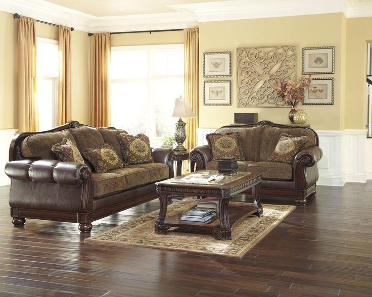 Asombroso Muebles Para El Hogar Ashley Houston Friso - Muebles Para ...