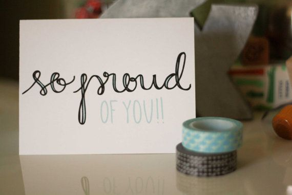 1000+ Ideas About Proud Of You On Pinterest