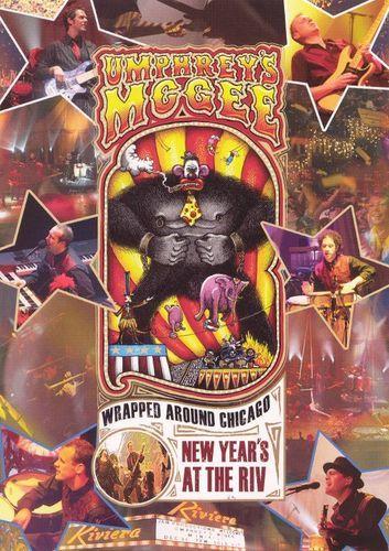 Umphrey's McGee: Wrapped Around Chicago [DVD] [2004]