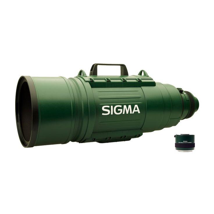 Sigma 200-500mm f/2.8 APO EX DG Ultra-Telephoto Zoom Lens. $25999  http://freedivingguide.com/