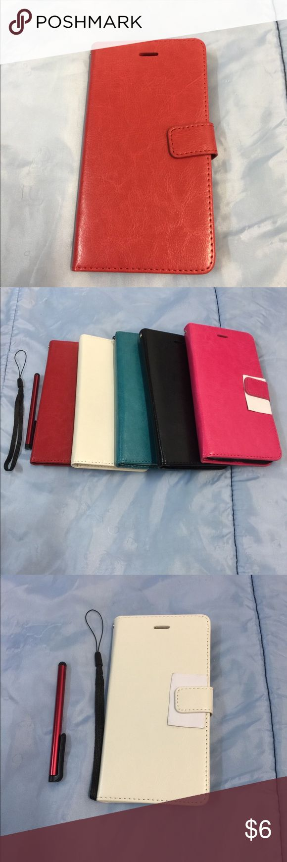 iPhone 6 Plus Case red iPhone 6 Plus Case  Color:red $ 6 each Other