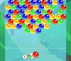 Play more than 40 free Bubble Shooter games online!