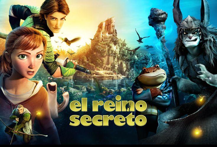 ONE: El juego oficial de la película El Reino Secreto cobra vida en smartphones y tabletas