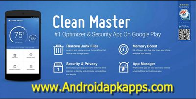 Download Clean Master Phone Boost Android Apk v5.11.7 build 51173429