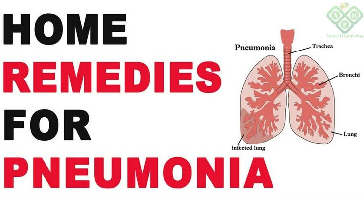 Pneumonia Symptoms   How to accelerate recovery from pneumonia and avoid...