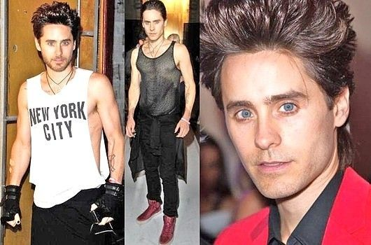 Jared Leto, 42, credits vegan diet and yoga workouts for age-defying good looks