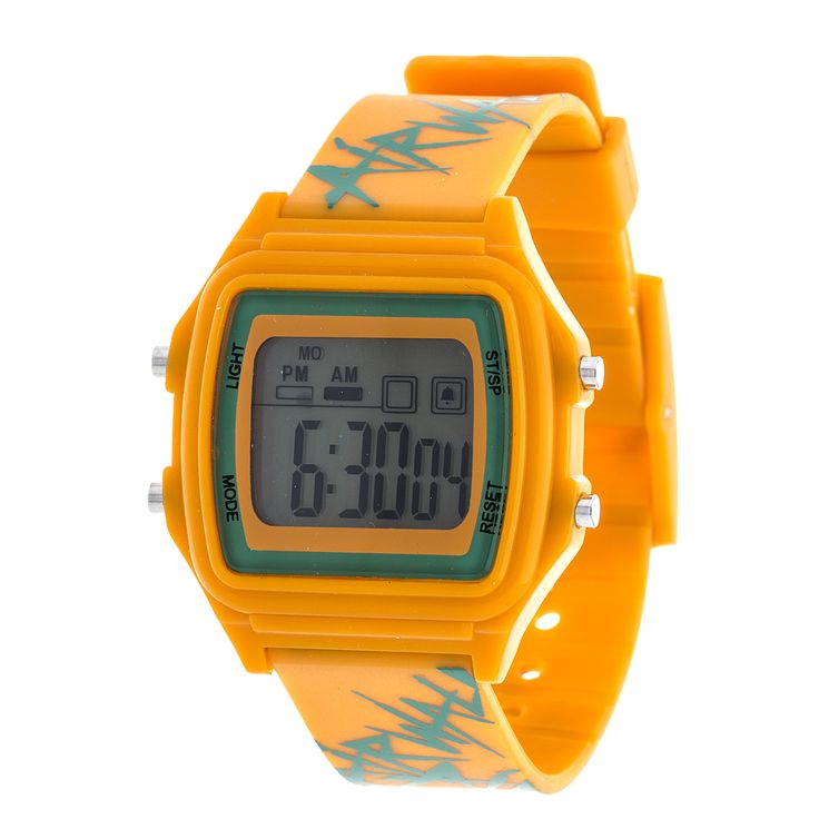 Xtreme Airwalk Digital Watch w/ Silicon Strap Design, Women's