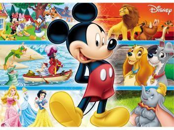Quebra-Cabeça Gigante Disney 48 Peças - Grow