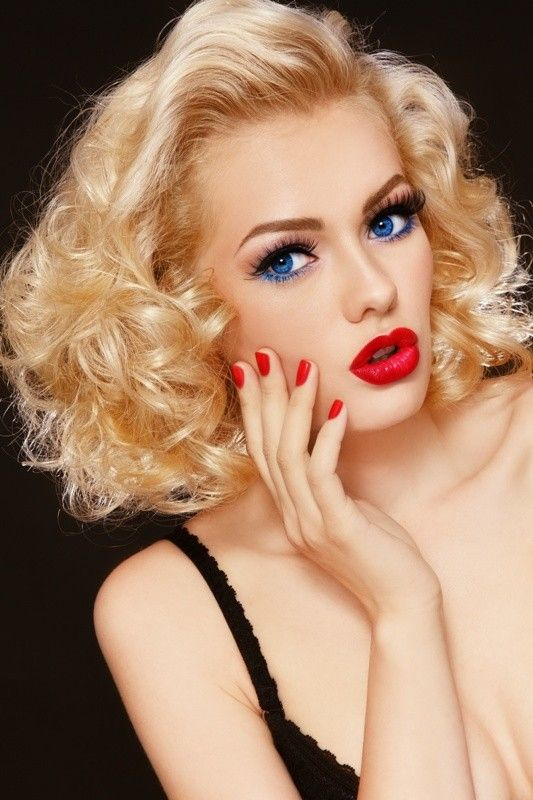 Best Red Lipstick For Blondes Gregory Chandler Red
