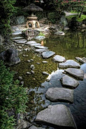 Japanese garden. Japońskie ogrody ZEN. Spokój i harmonia.