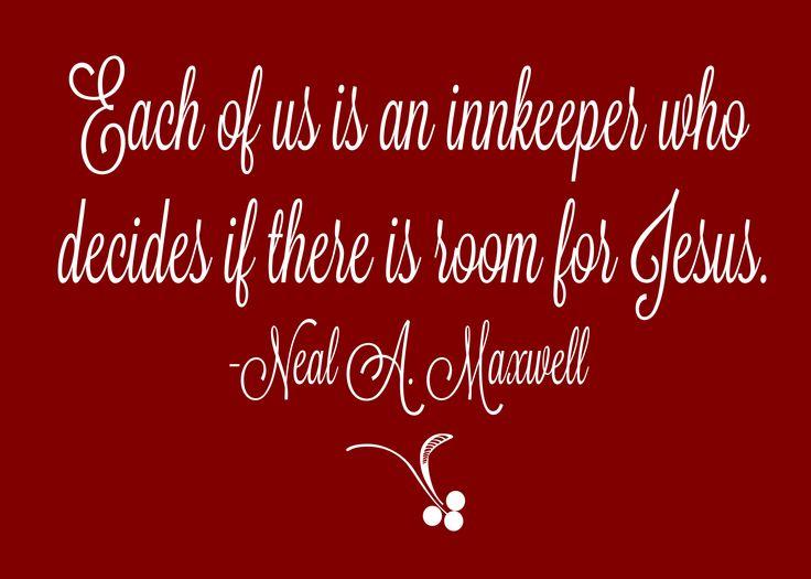 Christmas Quote 5x7