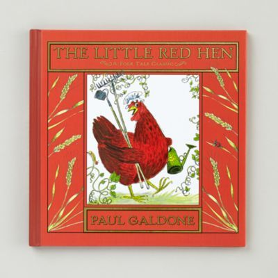 The Little Red Hen by Paul Galdone | The Land of Nod