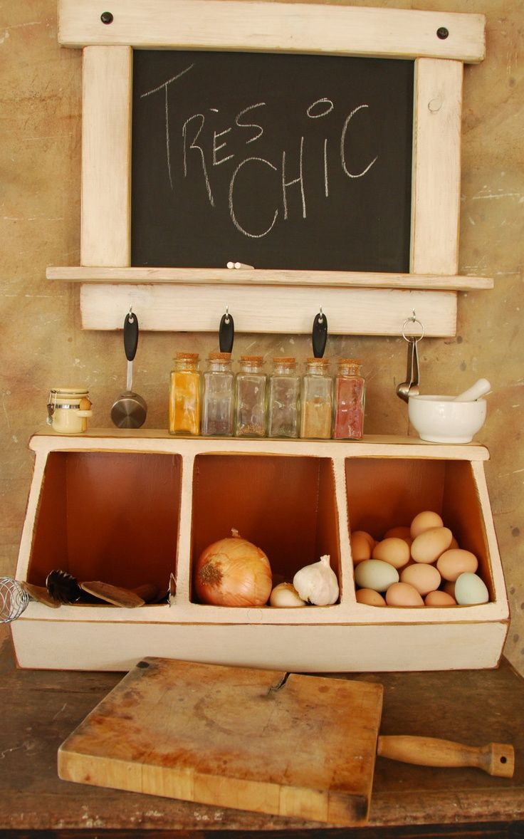 Best 20 rustic country kitchens ideas on pinterest for Country kitchen storage ideas