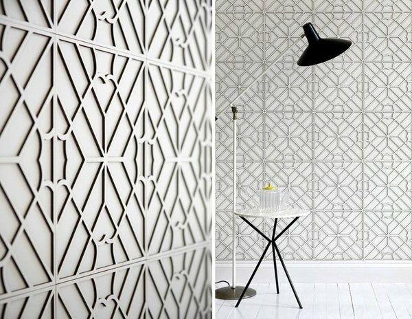 les 25 meilleures id es de la cat gorie panneaux d coratifs sur pinterest panneaux vintage. Black Bedroom Furniture Sets. Home Design Ideas