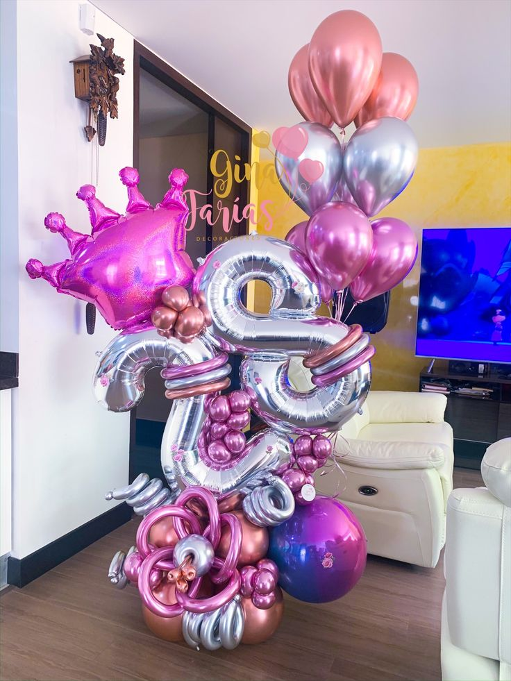 Pin by Fermin Lopez on Balloon Bouquets (With images