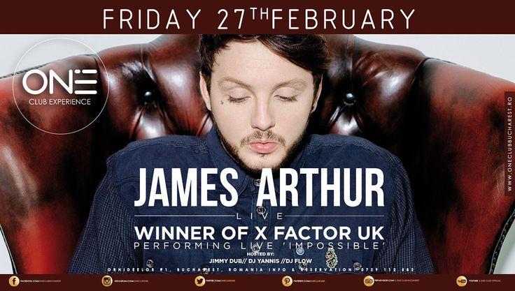 James Arthur - Winner of X Factor Uk - One