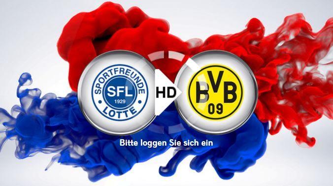 News: Sportfreunde Lotte vs. BVB Dortmund im Livestream: Hier sehen Sie das DFB-Pokal-Spiel - http://ift.tt/2mXfoAt