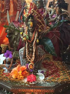 Navagraha Shani Temple Fort Myers, Florida: The power of mantras can manifest…