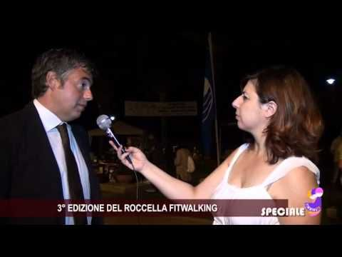 Fimmina TV | III Roccella Fitwalking – FAre BENE, CAMMINARE