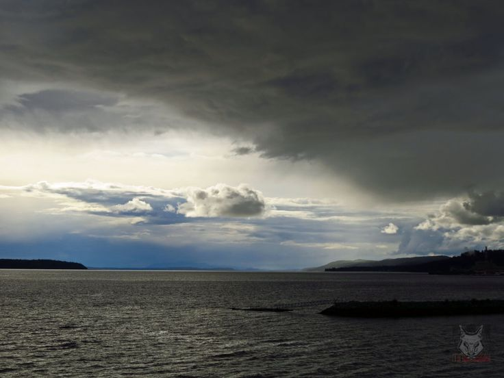 The Dark Clouds Over Sea by wolfwings1 on DeviantArt