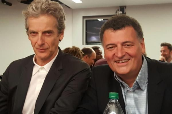 NEW YORK (UPI) -- Scottish actor Peter Capaldi says a fateful trip to his favorite suit shop led to his discovery that a woman would be taking over his role in Doctor Who.  Capaldi announced this year he is leaving the show after three seasons. His final appearance will be in the 2017 Doctor Who Christmas special.   #'BBC #AMC #Christmas #Doctor Who #Fear The Walking Dead #Jodie Whittaker #Madison Square Garden #New York Comic-Con #Peter Capaldi #Robert Kirkman #Scott