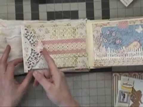 794 best Mini Scrapbook Albums images on Pinterest Mini scrapbook