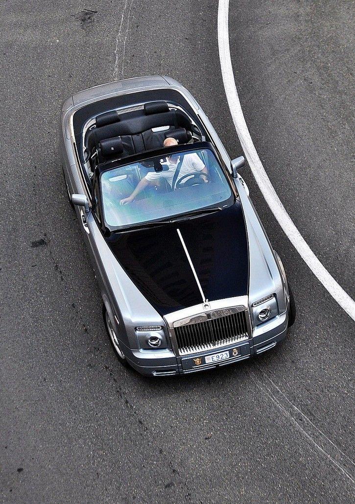 Rolls Royce Drophead | Keep The Glamour ♡ ✤ LadyLuxury ✤