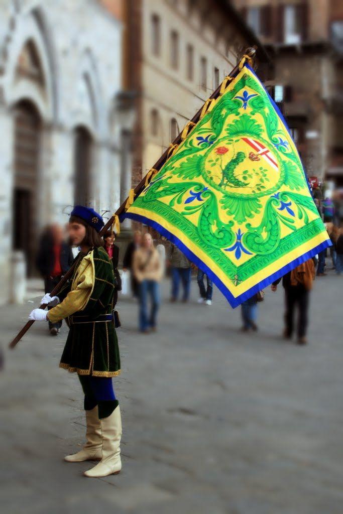 Bruco's flag
