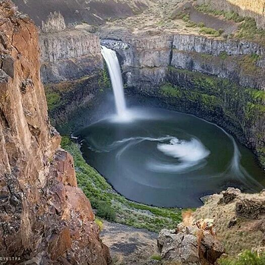 Palouse Falls, Washington (State), USA