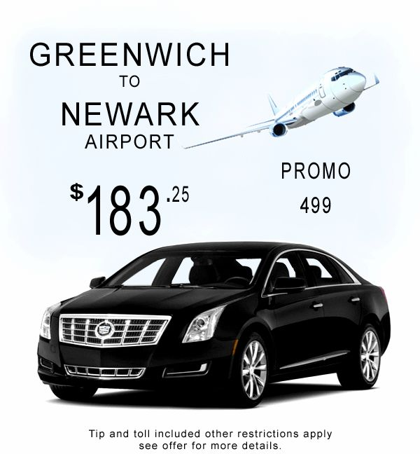 Greenwich Connecticut bond  Limo service specials to the airport.