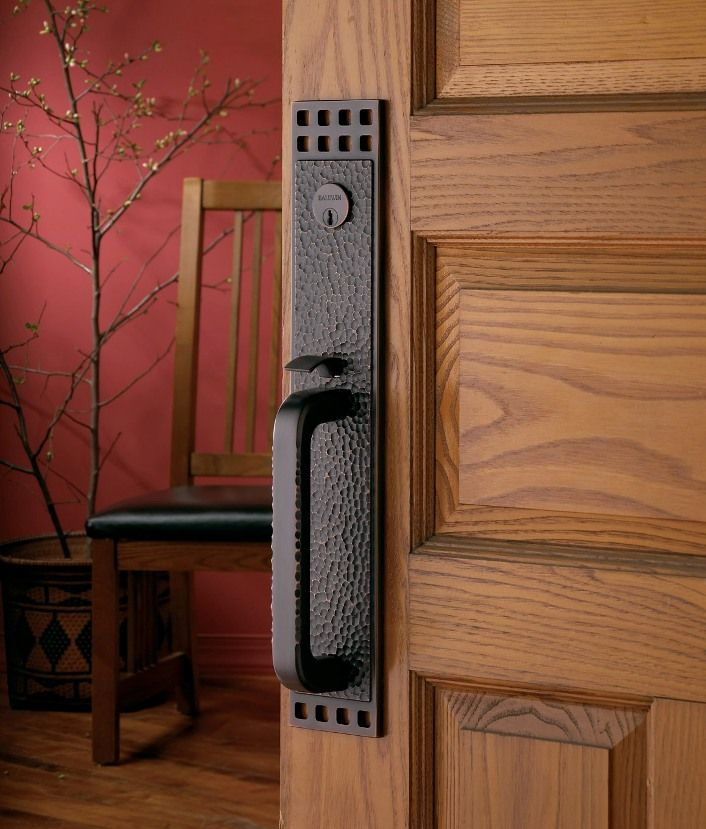 65 best images about door hardware on pinterest arts and for Arts and crafts style hardware