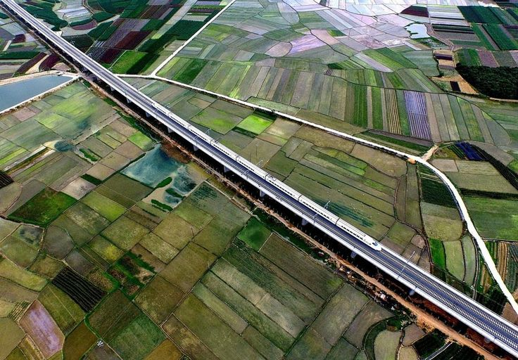 Future Hyperloop and High Speed rail networks