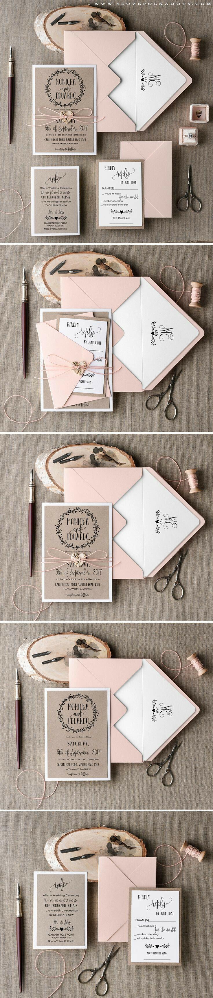 Wedding Stationary | Invitations | Inspiration