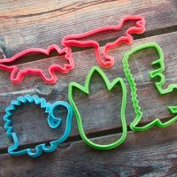 "Cookie cutters ""Dinosaurs "" 5 pcs"