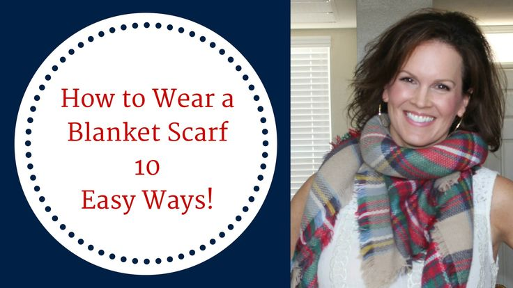 how to wear a scarf book
